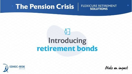 Retirement bonds