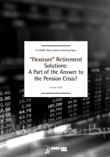 """Flexicure"" Retirement Solutions: A Part of the Answer to the Pension Crisis?"