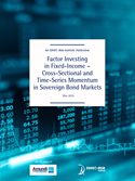 Factor Investing in Fixed-Income - Cross-Sectional and Time-Series Momentum in Sovereign Bond Markets