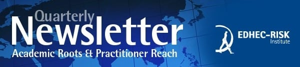 EDHEC-Risk Institute - Quarterly Newsletter - Academic Roots and Practitioner Reach
