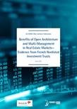 Benefits of Open Architecture and Multi-Management in Real Estate Markets–Evidence from French Non-listed Investment Trusts