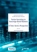 Factor Investing in Sovereign Bond Markets – A Time-Series Perspective