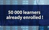 50,000 People Enrolled to Increase Their Skills in Python and Machine Learning