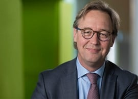 Appointment of Jaap van Dam as chairman of its international advisory board