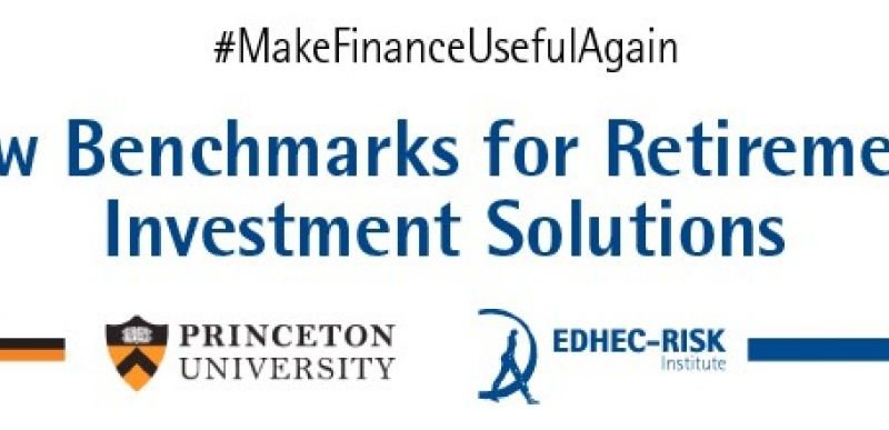 Only 2 days to go before the launch of the EDHEC-Princeton Retirement Goal-Based Investing Index Series!