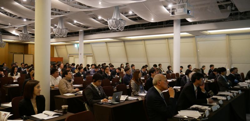 A great success for the State of the Art in Robo-Advising Systems: Financial Technologies for Enhanced Social Security Conference with over 200 professionals at the Millenium Hilton Hotel in Seoul.